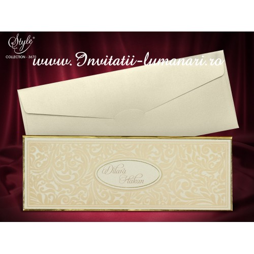 invitatie de nunta 3670