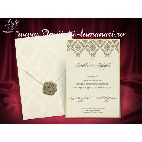 Invitatie nunta 3684